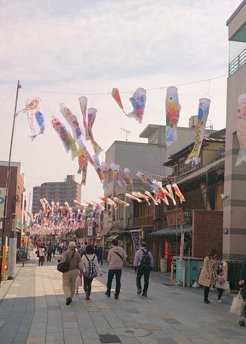川越春祭り